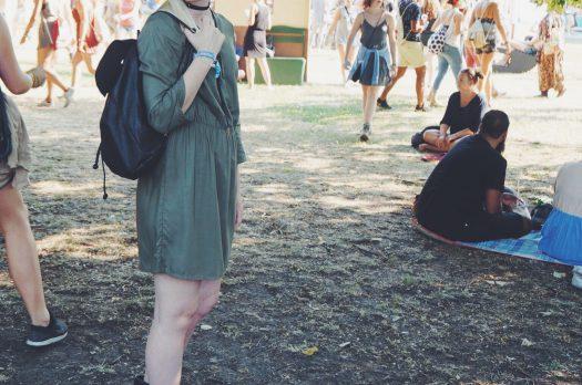 Outfits für den Festivalsommer