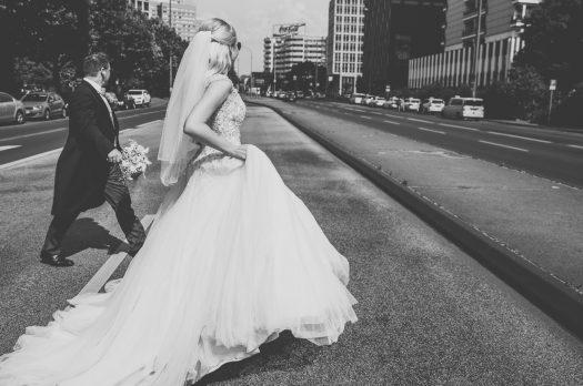 Ein Jahr kirchlich verheiratet