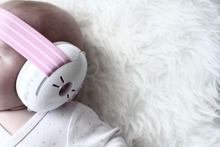 Aufs Festival mit Emma: Gehörschutz für Babys